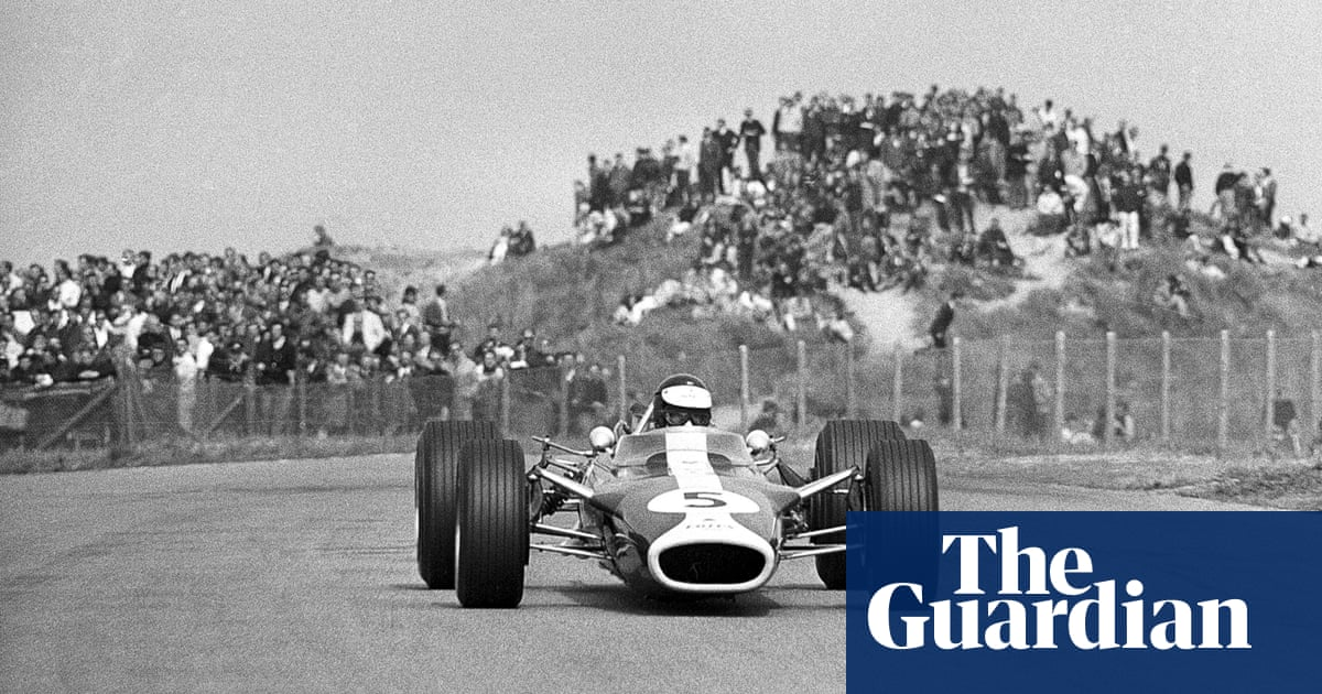 Zandvoort has been home to Formula One glory, anarchy and tragedy