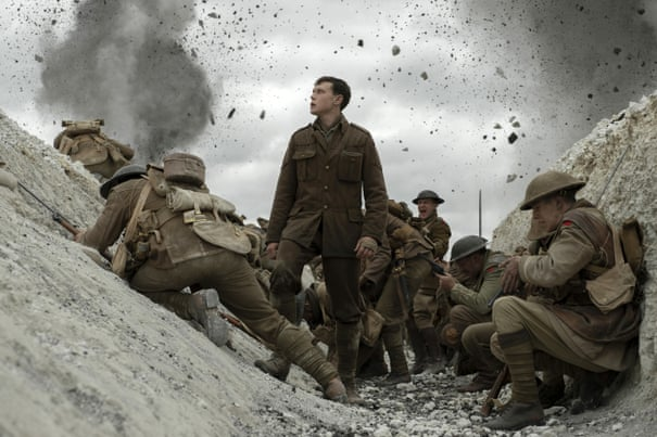 1917 review – Sam Mendes's unblinking vision of the hell of war