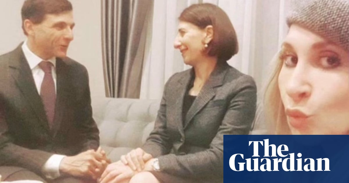'Glad and her boo': Gladys Berejiklian dating prominent barrister who represented her at Icac