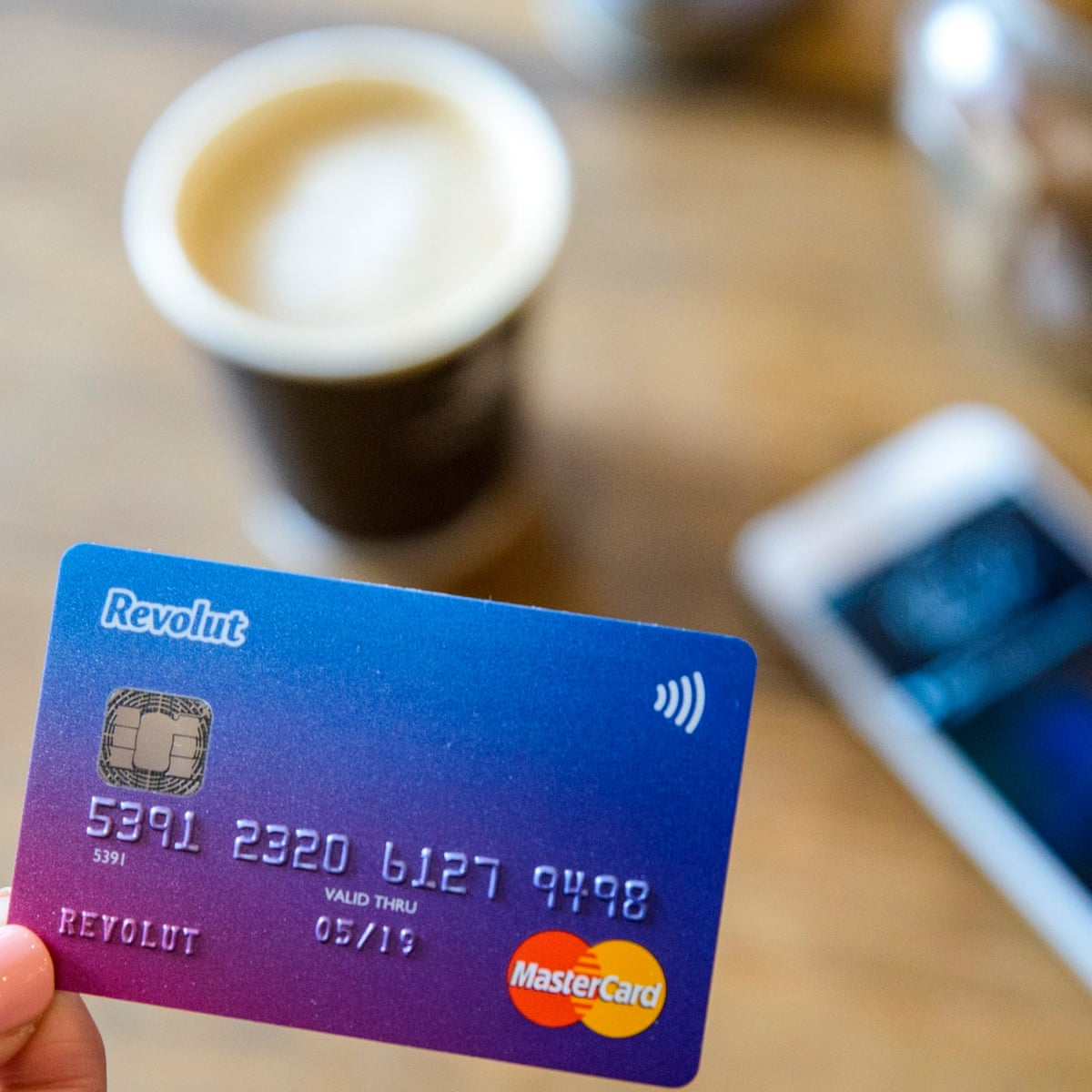 Digital bank Revolut becomes UK's most valuable fintech startup | Banking | The Guardian
