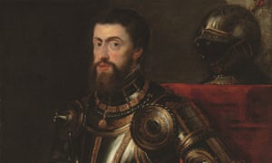 Rubens' portrait of Charles V has been donated to the Royal Armouries in Leeds