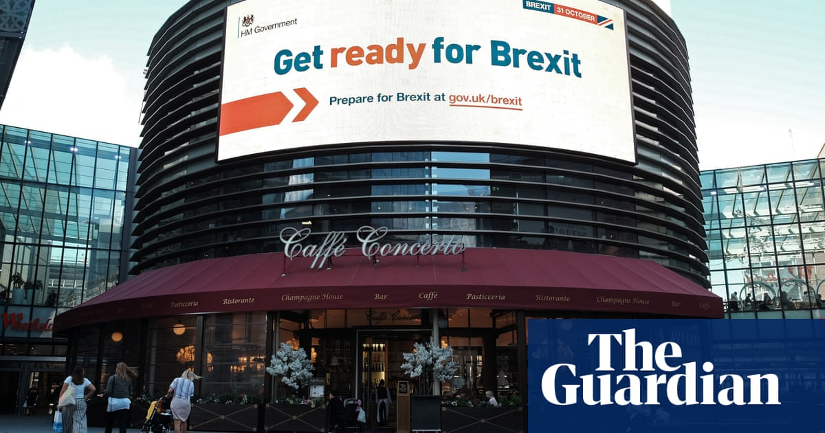 Get Ready for Brexit campaign had little effect, says watchdog