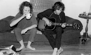 David Roback with Opal's Kendra Smith in 1983.