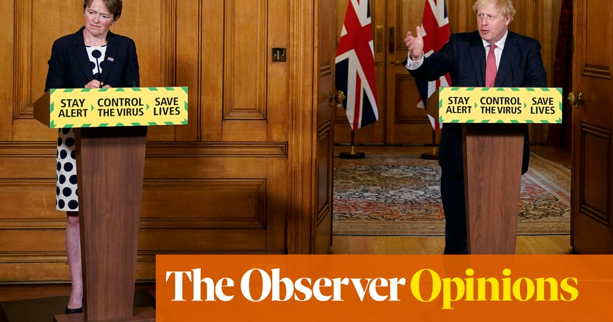 Boris Johnson demands only loyalty, not competence, in his ...
