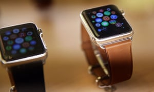 New models of the Apple Watch
