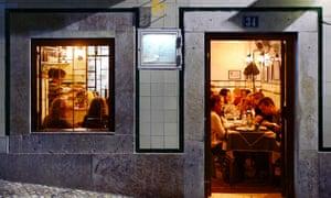 Bairro Alto, Lisbon.