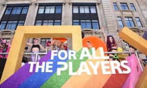 PlayStation Pride.