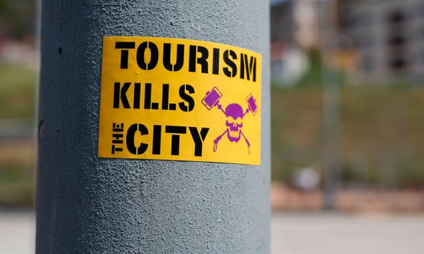 theguardian.com - Elle Hunt - Residents in tourism hotspots have had enough. So what's the answer?