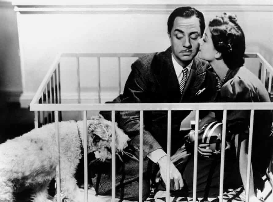 William Powell and Myrna Loy in Another Thin Man
