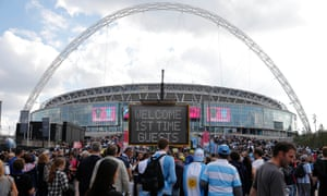 The first rugby union match at the new Wembley Stadium saw 89,019 fans take in New Zealand v Argentina.
