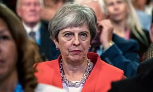 Theresa May has risked infuriating the party's pro-Brexit grassroots by refusing to rule out further compromises to her Chequers plan.