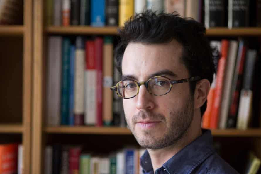 First novel in a decade … Jonathan Safran Foer.