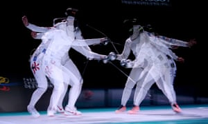 The fencing world championships will take place in Wuxi, China.