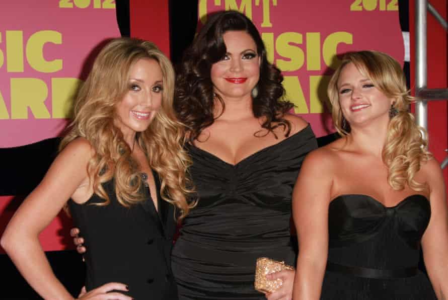 Pistol Annies … from left, Ashley Monroe, Angaleena Presley and Miranda Lambert.