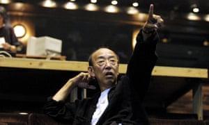 Yukio Ninagawa in 2001.
