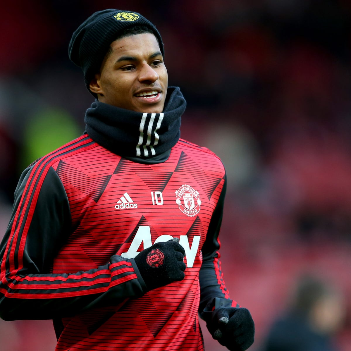 Marcus Rashford Is Showing Our Failing Politicians How To Do Their Jobs Marina Hyde Opinion The Guardian