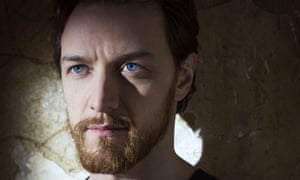 'Since becoming a parent, I no longer want to spank the kids; I want to punch the parents': James McAvoy.