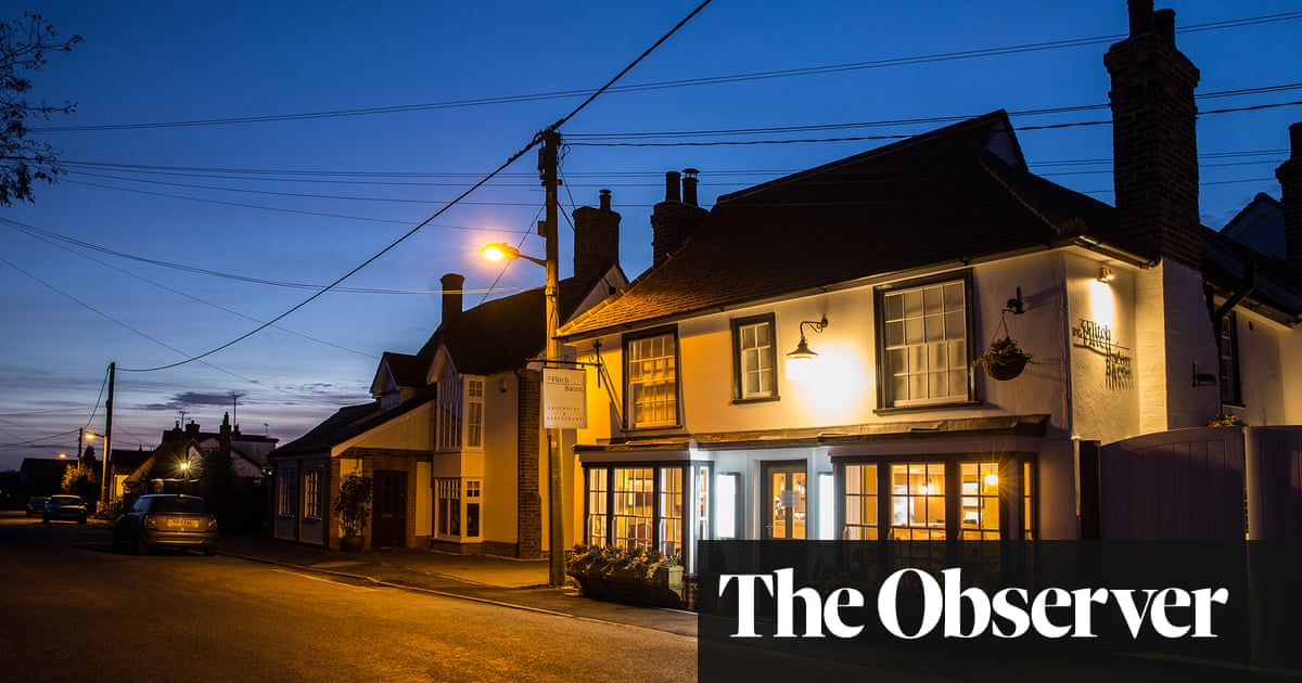 The Flitch Of Bacon Restaurant Review Jay Rayner Food