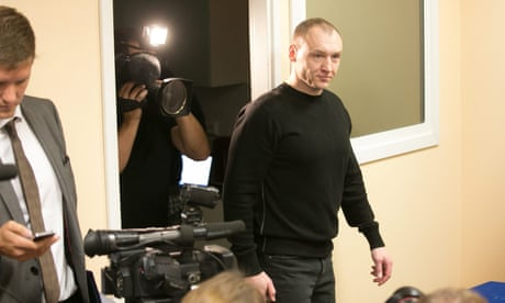 Russia frees Estonian officer in cold war-style spy swap