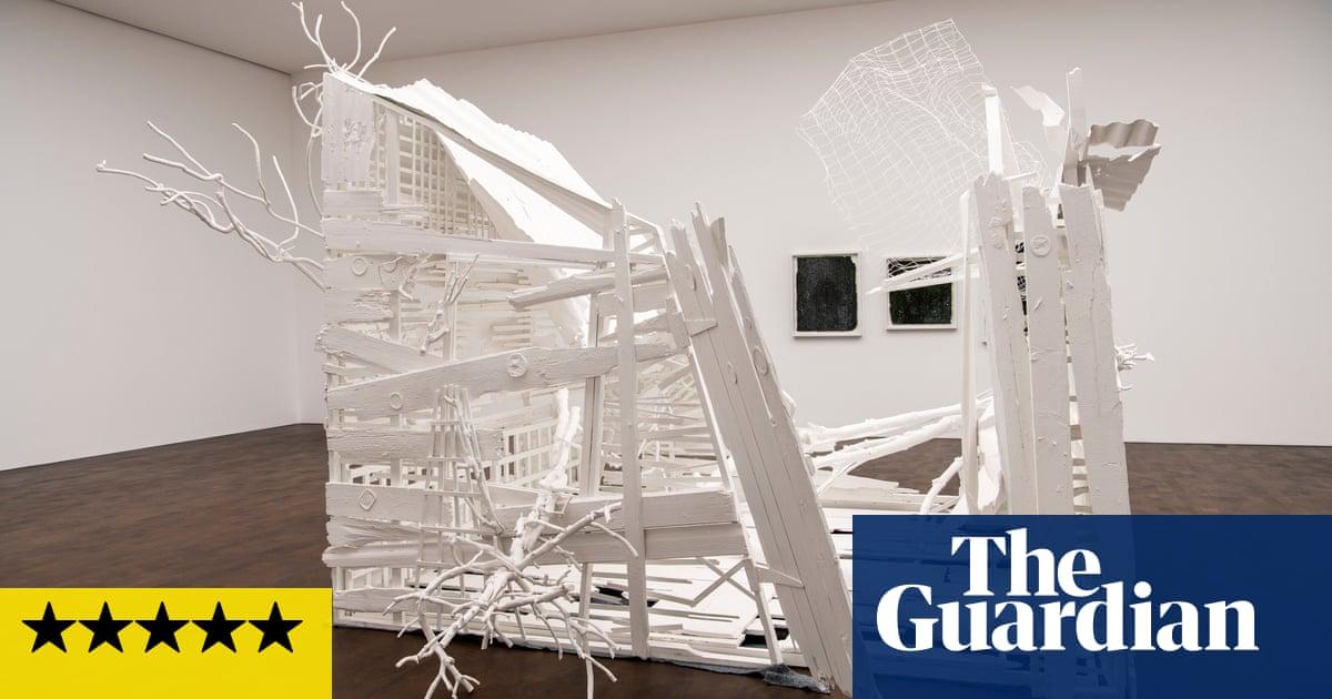 'At last, a lockdown masterpiece' – Rachel Whiteread: Internal Objects review