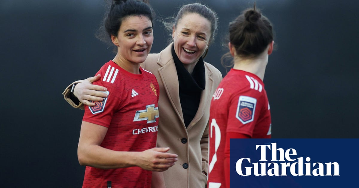 Honest and innovative, Casey Stoney is a big loss for Manchester United