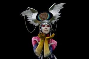Heraldic headgear