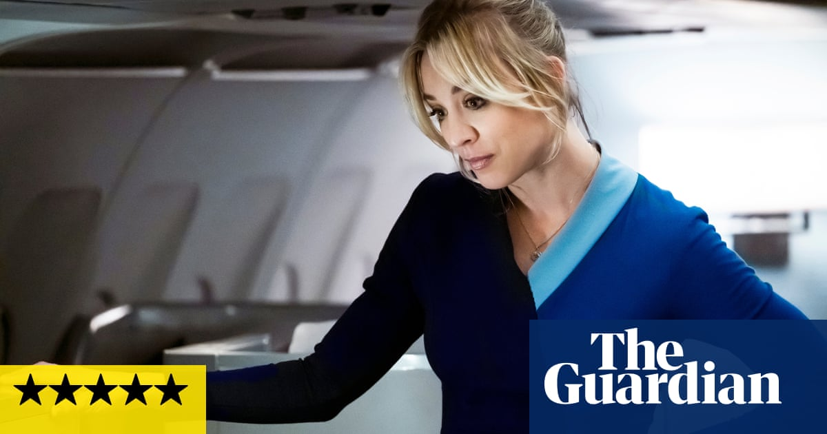 The Flight Attendant review – strap in for a first-class murder mystery