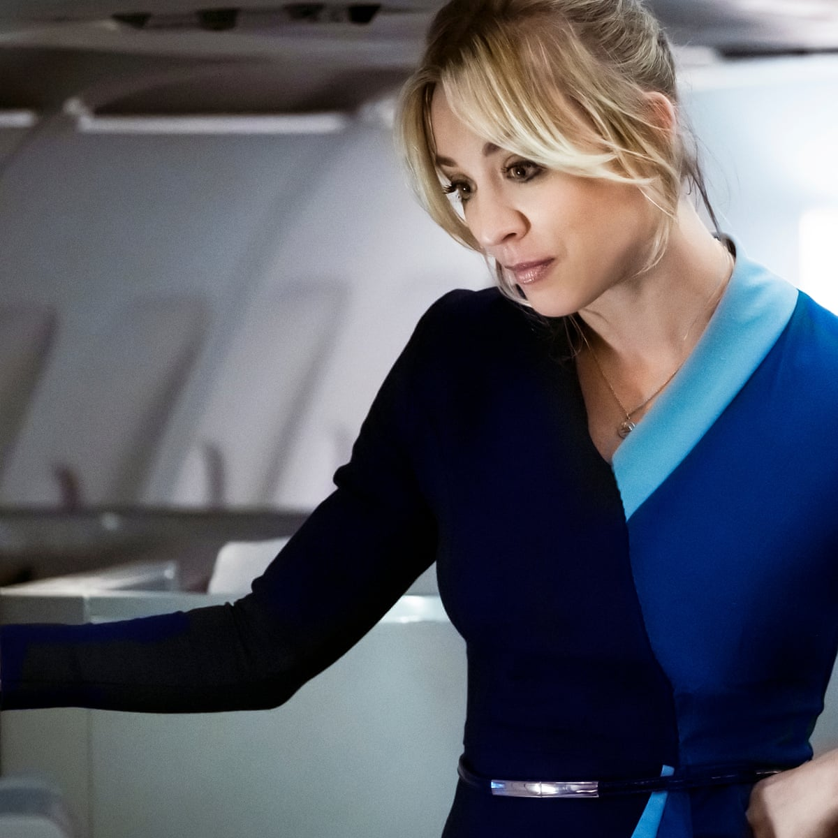 The Flight Attendant: Kaley Cuoco finally escapes the Big Bang Theory nerds  | Television