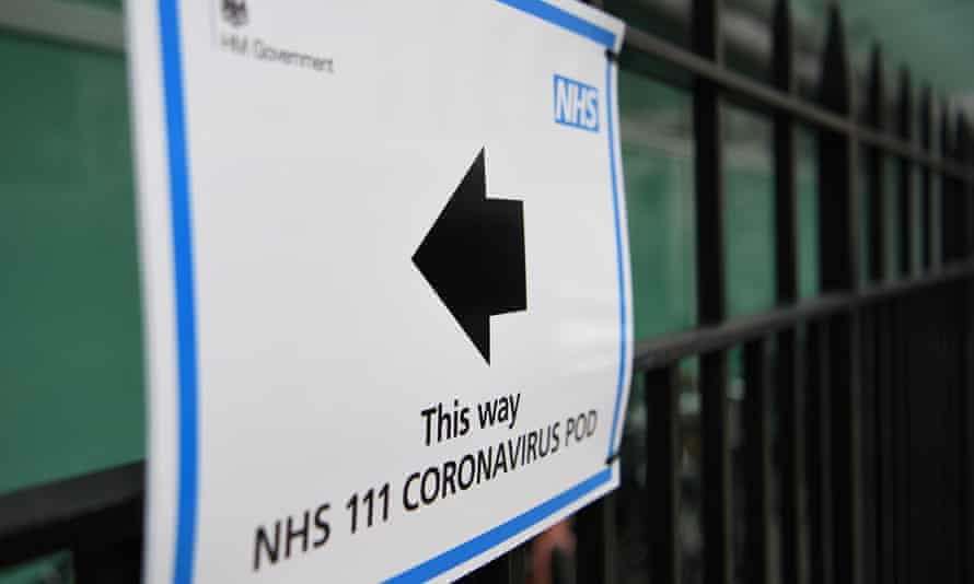 The National Health Service is planning to increase testing for coronavirus
