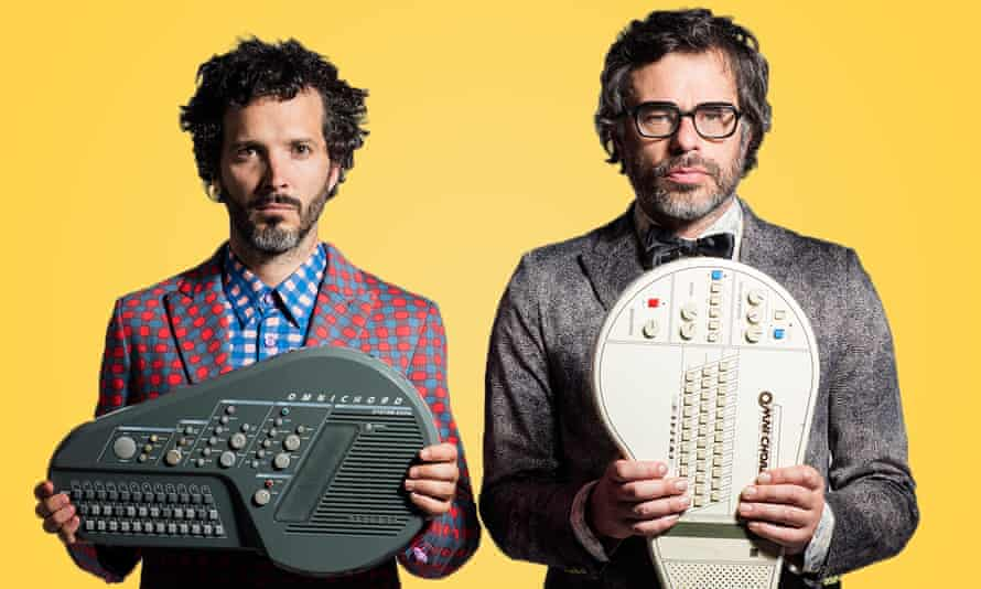 Blissful brew ... Flight of the Conchords