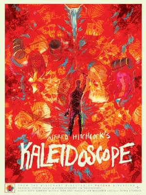 Kaleidoscope - Alfred Hitchcock