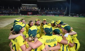 Australia women's cricket