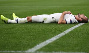 Harry Kane reflects on a tough night in Tottenham.