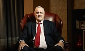 John Cleese in We Fight Any Claim's TV campaign