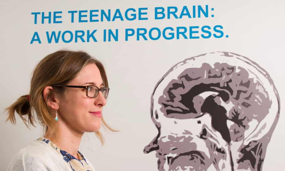 Blakemore: 'Teenagers are brilliant'
