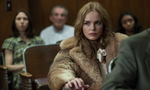Kate Bosworth in The Devil Has a Name.