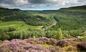 10 classic UK trips by public transport | Travel | The Guardian