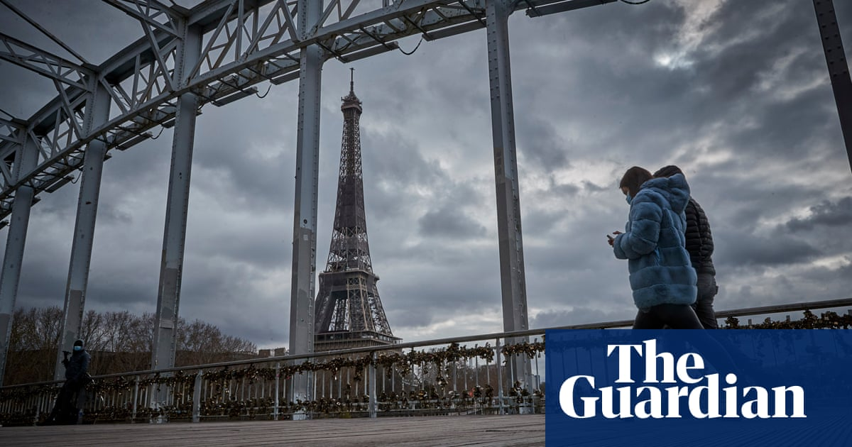 Paris to enter four-week lockdown as France faces third Covid wave – The Guardian