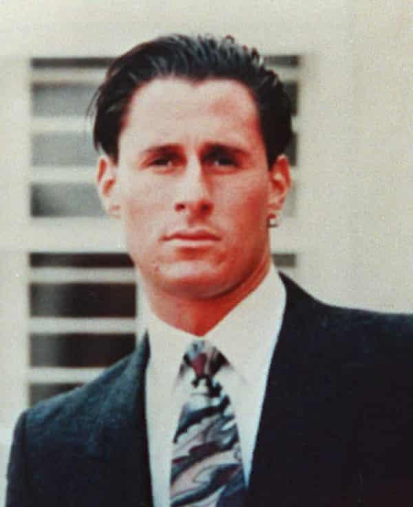 Ronald Goldman in 1991