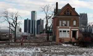 Research shows that Detroit is the most racially unequal metropolis in the US.