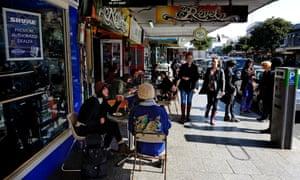 Auckland's bohemian 'K Road'.