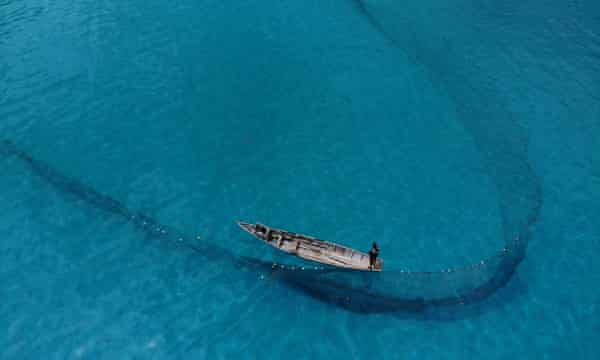 New satellite surveillance programmes could detect the patterns of fishing boats.