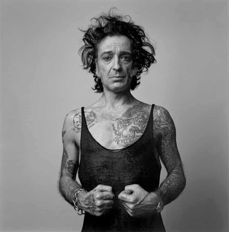 'I've taken pictures of myself naked and even masturbating – I have no shame' … García-Alix.