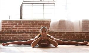 Baller Yoga.