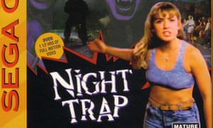 Laughable horror … Night Trap.