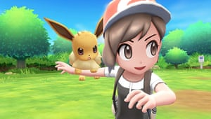 Image from Pokemon Let's Go