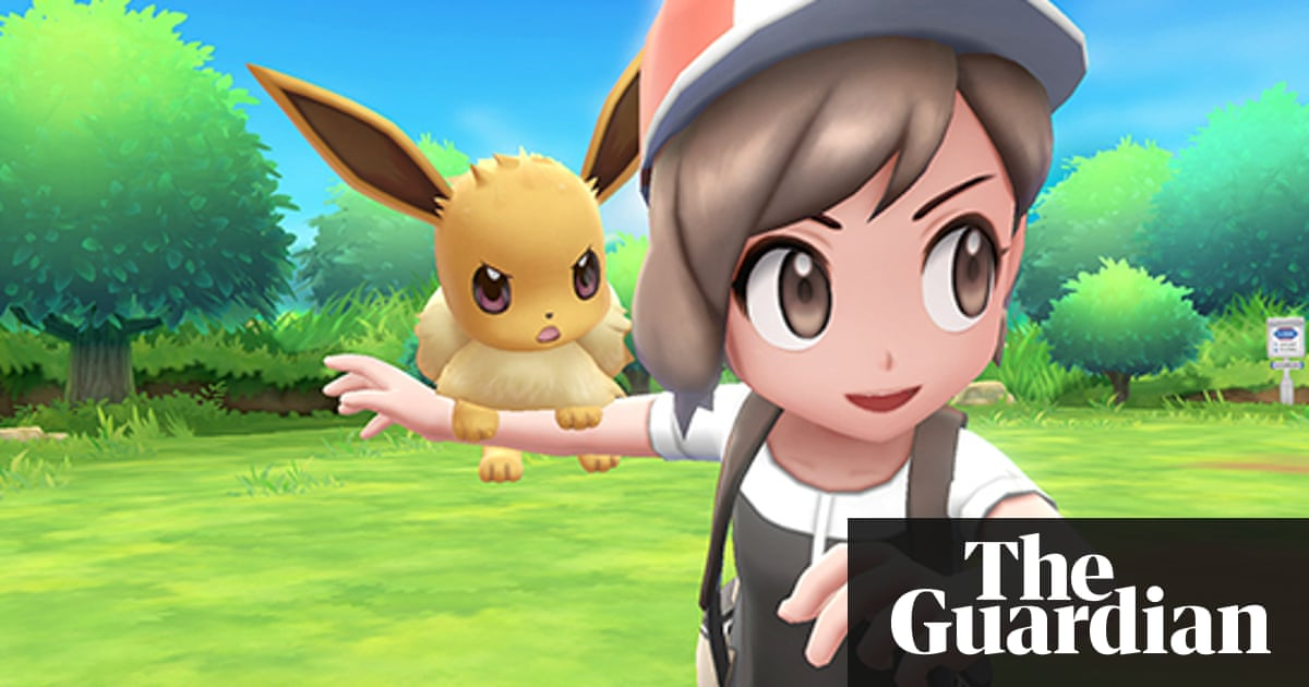Pokémon Let's Go games announced for Nintendo Switch