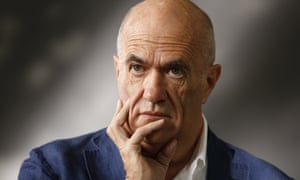 'My reading guilty pleasure? Books about Mary Queen of Scots or Mary Tudor' … Colm Tóibín.