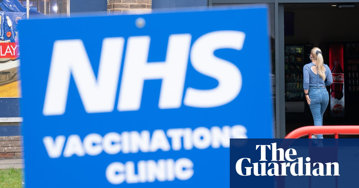 NHS staff abused by people seeking second Covid jab early for holiday