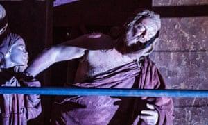 John Tomlinson as Tirésias.